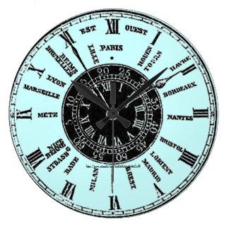 """Viajero de mundo "" Relojes"