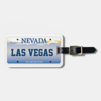 Viajero de Nevada Etiquetas Para Maletas