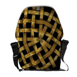 viajero del día laborable, attaché de noche, o bol bolsas de mensajeria