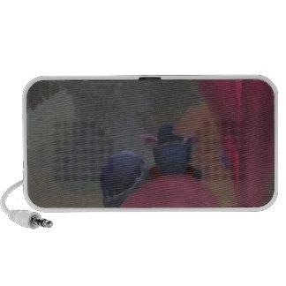 Viajero del duende iPod altavoz