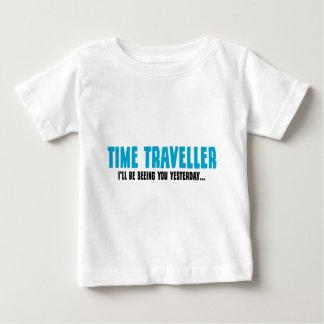 Viajero del tiempo - le veré ayer tshirt