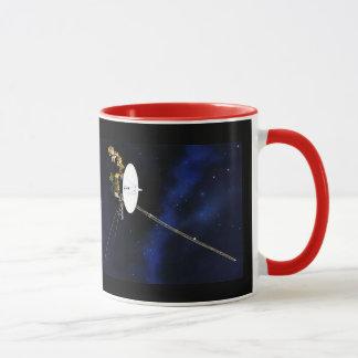 Viajero I y II satélites de la taza