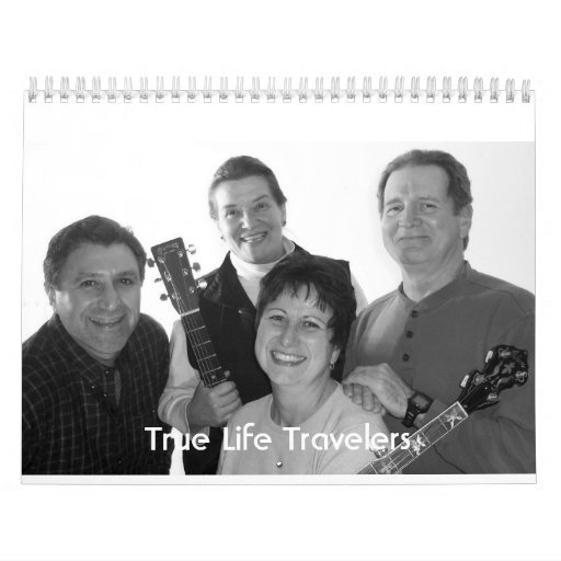 Viajeros verdaderos 2007 de la vida calendario