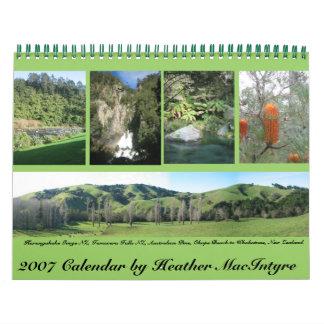 Viajes Calendario De Pared