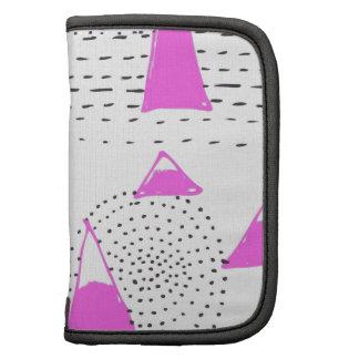 Viajes de las montañas - rosa organizador