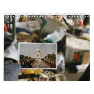 Viajes felices 2010 calendario