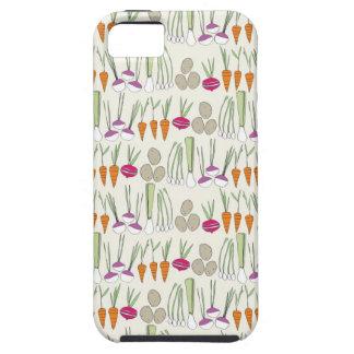 Vibe iPhone 5 Case- Veggies!