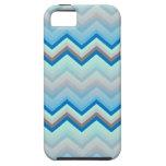 Vibe iPhone 5 Case Zig Zag Pattern