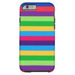 Vibe iPhone 6 case w/Fun Stripes