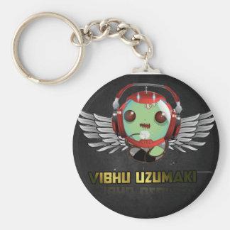 Vibhu Uzumaki keychain