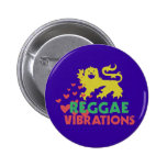 Vibraciones del reggae pins