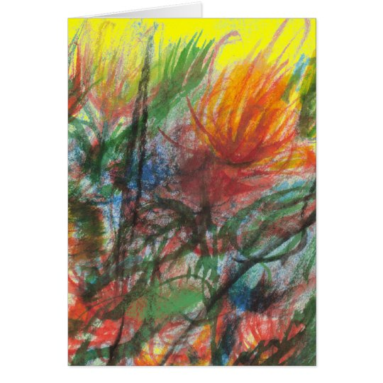 Vibrance Card