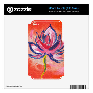 vibrance skin for iPod touch 4G