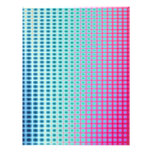 Vibrant Abstract Tiles Letterhead