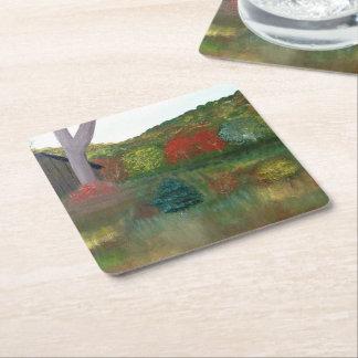 Vibrant Autumn Coasters