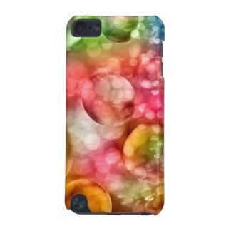 Vibrant Bokeh Bubbles iPod Touch 5G Case