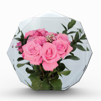 Vibrant Bouquet of Beautiful Pink Roses Award