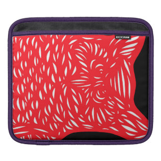 Vibrant Brave Adorable Angelic Sleeve For iPads