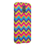 Vibrant Chevrons Cases For Galaxy S5