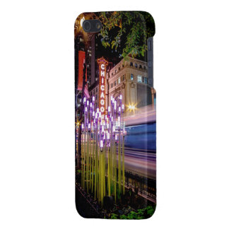 Vibrant Chicago Loop iPhone SE/5/5s Case