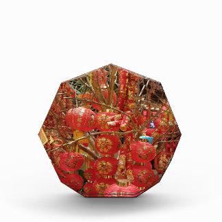 Vibrant Chinese New Year Lantern Display Award