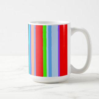 Vibrant Colors Coffee Mug