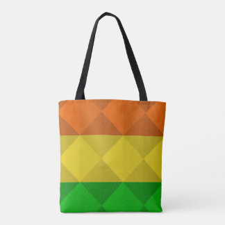Vibrant colourful bag