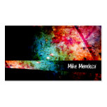 Vibrant Darkness II Business Cards