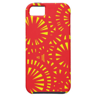Vibrant Easygoing Convivial Supporting iPhone SE/5/5s Case