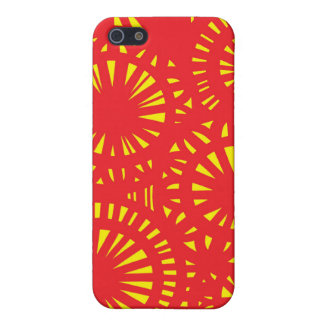 Vibrant Easygoing Convivial Supporting iPhone SE/5/5s Cover