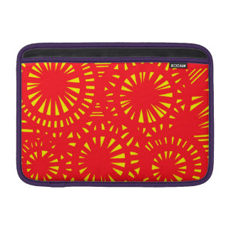 Vibrant Easygoing Convivial Supporting MacBook Sleeve