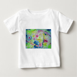 Vibrant Expression 1 Baby T-Shirt