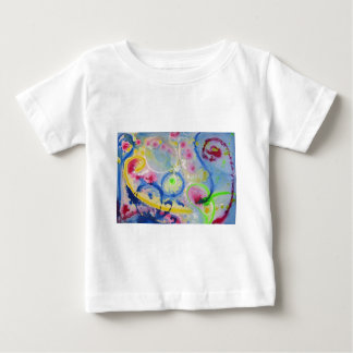 Vibrant Expression 3 Baby T-Shirt