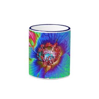 Vibrant Flower Mug