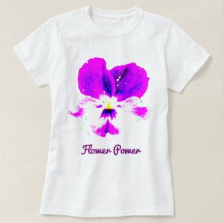 Vibrant Flower Power T-Shirt