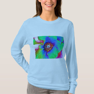 Vibrant Flower T-Shirt