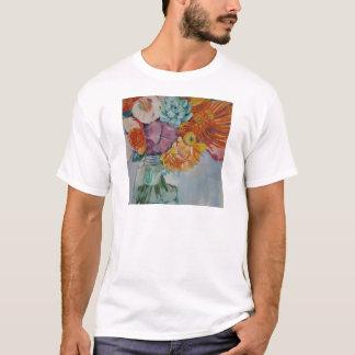 Vibrant flowers T-Shirt