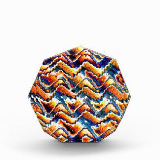 Vibrant Geometric Motif Award