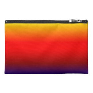Vibrant Gradient Travel Accessories Bag