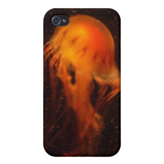 Vibrant Jellyfish Cases For iPhone 4