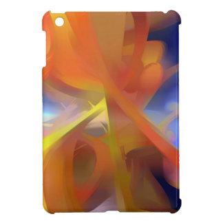 Vibrant Love Pastel Abstract iPad Mini Cover