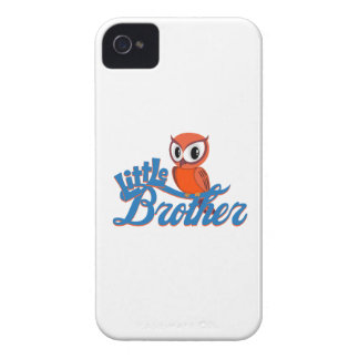 Vibrant Owl Little Brother Case-Mate iPhone 4 Cases