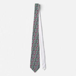 Vibrant Percussion Neck Tie