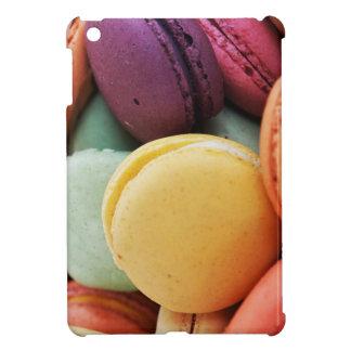 Vibrant Pile French Macaron Cookies iPad Mini Cases