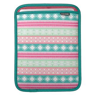 Vibrant Pretty Aztec Pattern Sleeve Case