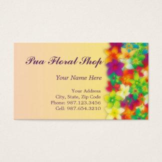 vibrant pua ~ bc business card