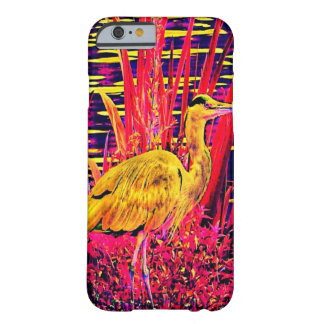 vibrant riverside bird phone case
