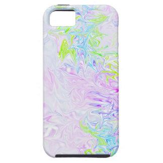 Vibrant Rorschach 01 iPhone SE/5/5s Case