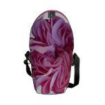 Vibrant Rose Messenger Bag (Mini)