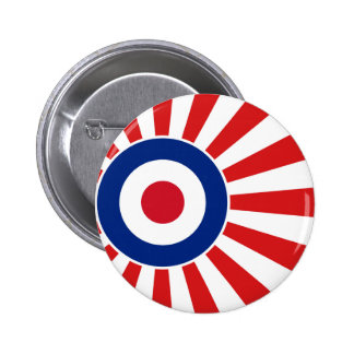 Vibrant Roundel Mods JAPAN Target Scooter Button
